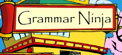 Grammar Ninja Grammarist