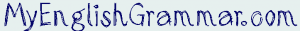 My English Grammar.com